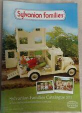 Sylvanian Families Catalogue 2011 NEW 22-pages of item pictures description text