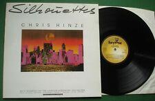 Chris Hinze Silhouettes inc Gymnopedie No 1 / How Insensitive + KYT 744 LP