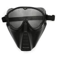 Wargame Maske Schutzmaske Paintball Softair Totenkopf Gotcha Schädel Schutz