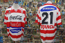 maglia calcio shirt maillot camiseta trikot CLUB AFRICAIN MATCH WORN