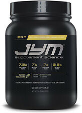 JYM Supplement Science, PRO JYM, An Optimal Blend Of Whey, Casein, And Egg 2lb