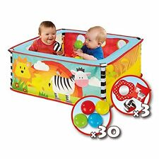 Baby Play PENNA A SFERA INTERNI ESTERNI GIARDINO PISCINA BAMBINI Infant Toddler Bambini Pop Up