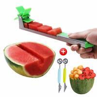 Watermelon Cutter Windmill Shape Plastic Slicer for Cutting Watermelon Tool US++