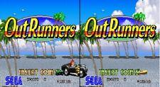 *** OutRunners 1992 Multi SEGA System 32 Arcade PCB Jamma ***