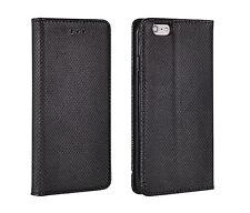 Etui Housse Clapet Magnetique TPU - Samsung Galaxy S 7 Edge - Couleur Noir