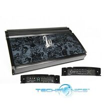 WEST COAST CUSTOMS WCC1600.4 1600W FULL RANGE BRIDGEABLE 4-CHANNEL AMPLIFIER
