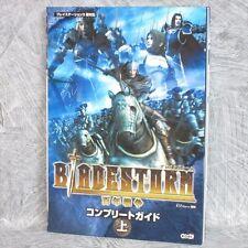Entscheidungsspiel Blade Storm Hyakunen Senso Game Guide 1 Japan Buch PS3 KE 111 *