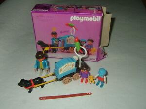 Playmobil 5550 ~ Drehorgelspieler mit OVP / Karton
