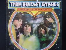 "THEM  ""BELFAST GYPSIES"" VAN MORRISON 33 RPM Vinyl LP Record rock music RARE! VG+"