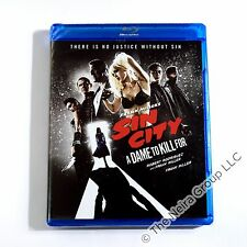 Sin City: A Dame To Kill For Blu-ray New Mickey Rourke Jessica Alba Josh Brolin
