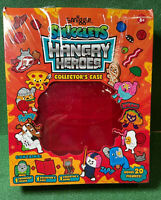 Smiggle Collectables Starter Collectors Case Hangry Heroes smigglets Gift NEW