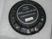 Replacement Speaker Diaphragm Fits Wharfedale D-533A - 8 Ohms Speaker Parts