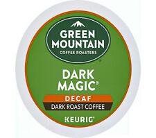 New_Green Mountain Coffee Dark Magic Decaf Keurig K-Cup Pod Dark Roast, 96 Count