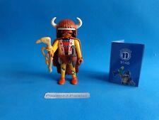 Playmobil Series 11 native american shaman indio del oeste chamán curandero 9146