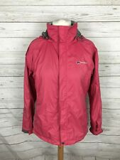 Women's Berghaus AQ2 Jacket - UK12 - Pink - Great Condition