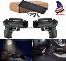 US Magnetic Magnet Holster Concealed Gun Mount Holder Car Under Table Bedside