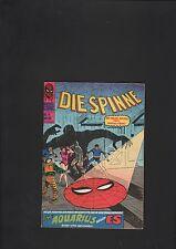 Spinne 1974 Nummer 24 im schönen Zustand (1-2) Williams Verlag
