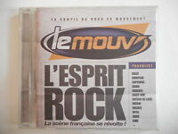 LE MOUV' : L'ESPRIT ROCK [ CD ALBUM ] - PORT GRATUIT