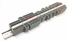 Lot of 61 Phoenix Contact Typ ST 2,5, & -Quattro, & -Twin, Terminal Blocks