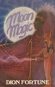 Moon Magic by Fortune, Dion Hardback Book The Cheap Fast Free Post