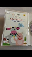 Baby Einstein: Baby MacDonald: A Day on the Farm (DVD, 2004) Disney Kids Pig Cow