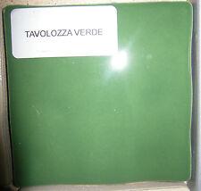 piastrella Tavolozza verde 10x10cm rivestimento bagno cucina ceramica mattonella