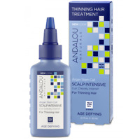 Andalou Naturals Hair Styling Products and Thinning Hair Treatment