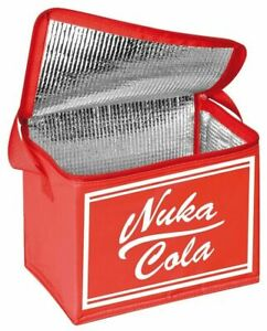 Fallout Cooler Bag - Nuka Cola Drinks Cans Official New