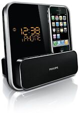 Philips DC315Speaker System for 30-Pin iPod/iPhone with LED Clock Radio