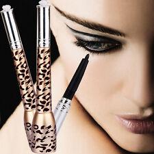 Leopard Waterproof Liquid Eyeliner +Eye Liner Pencil Pen MakeUp Cosmetics