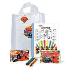 I'm a Trooper Gift Bag - Lego Blocks - sick child gift, kid camera & photo album