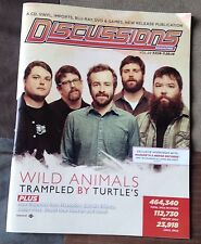 NAZARETH DAN McCAFFERTY INTERVIEW Trampled by Turtles DISCUSSIONS Magazine