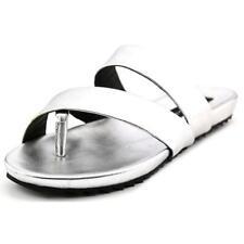 Sandalias con tiras de mujer Steve Madden color principal plata