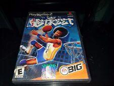 NBA Street Playstation 2 EA Sports Used Game