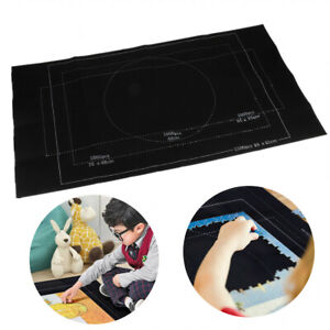 Felt Storage Mat Jigsaw Puzzle Game Mat Large Roll Up For Up To 1500 Pcs DIY Toy