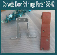 Corvette  1956 1957 1958 1959 1960 1961 1962 Door Hinge Right  Unassembled RH