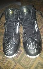 WESLEY JOHNSON - SUNS GAME USED ADIDAS SHOES 11/28/2012 - signed