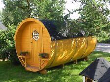 Campinghaus, Schlaffass, Holzfass, Wochenendhaus, Gartenhaus, Barrel, 383845