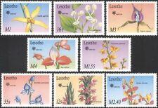 "Lesotho 1990 ""EXPO '90""/Flowers/Orchids/Plants/Nature 8v set (b1284)"