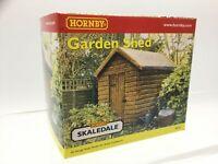 Hornby R8576 OO Gauge Garden Shed