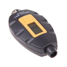 Digital LCD Car Tire Tyre Air Pressure Gauge Meter Manometer Barometers Tester