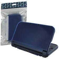 Cubierta Estuche Para Nuevo 3DS XL Consola TPU Blando Gel-Esmerilado Azul Real | ZedLabz
