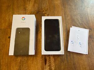 Google Pixel 4 G020I - 64GB - Just Black (Unlocked) (Single SIM)