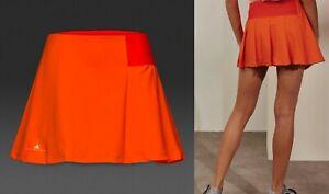 Nwt Adidas Stella McCartney Pleated Active Tennis Skirt Skort Shorts M Medium