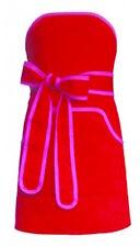 NYTTA DESIGNS Girls Children's CUPCAKE Strapless APRON Pinny Organic Cotton NEW