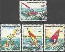 Timbres Sports JO Congo PA304/7 o lot 3706