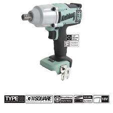 Kielder 1/2in Drive 18 Volt Brushless Impact Wrench 700Nm Bare Unit KWT-012-56