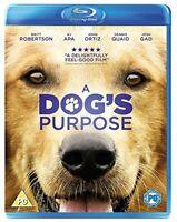 A Dog's Purpose [Bluray] [2017] [DVD]
