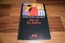 Dorothy Gilman -- JAGD auf MRS. POLLIFAX  // 1. Auflage 1996
