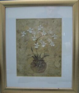 Large abstract wall hanging picture 52.5 cm x 44.5 cm, in good condition, used